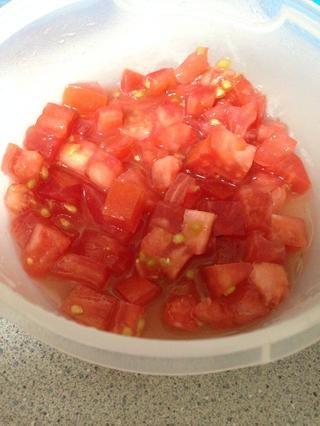 dados algunos tomates hasta