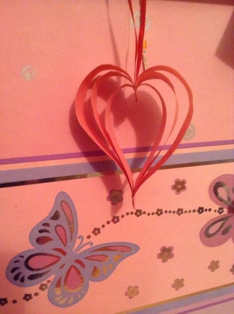 Cómo hacer decoraciones del corazón!