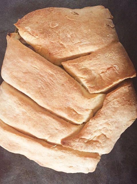 Cómo hacer pan de hierbas Receta