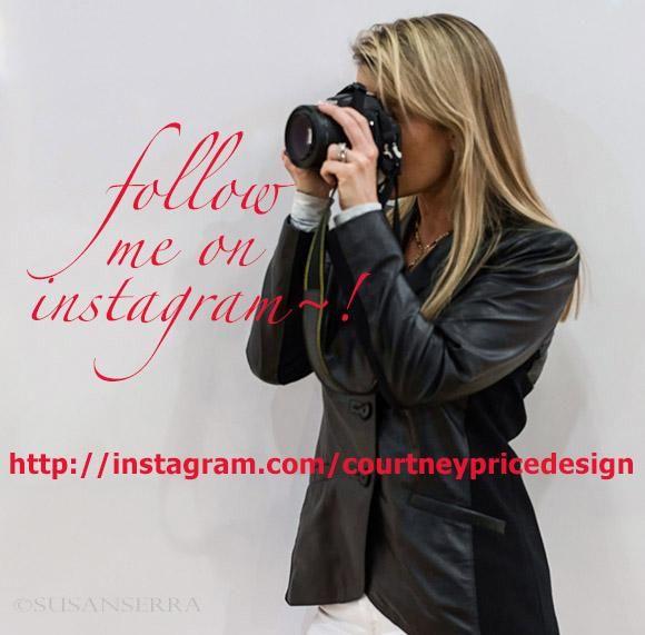 Sígueme en Instagram (CourtneyPriceDesign) y en mi blog para más consejos de cocina y entretenimiento: CourtneyPrice.com