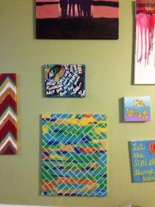 Sumado a mi pared de arte!