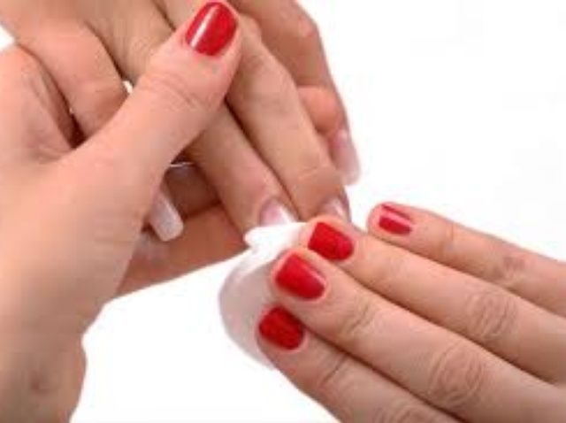 Cómo hacer Inicio Nail Polish Remover Hecho
