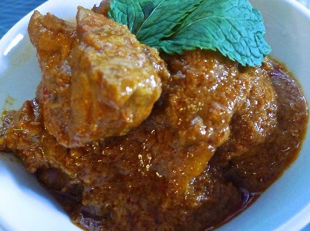 Cómo hacer Home Style Chicken Curry Receta
