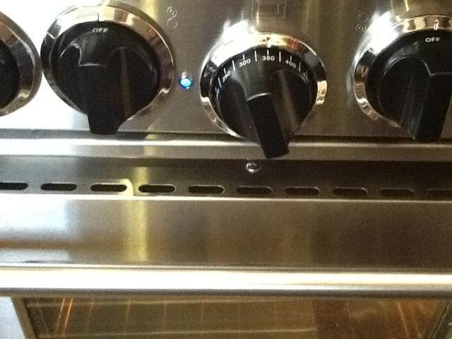 Precaliente el horno a 350 F.