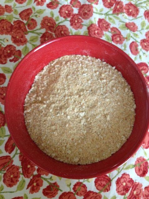 Cómo hacer casera Migas de pan Receta