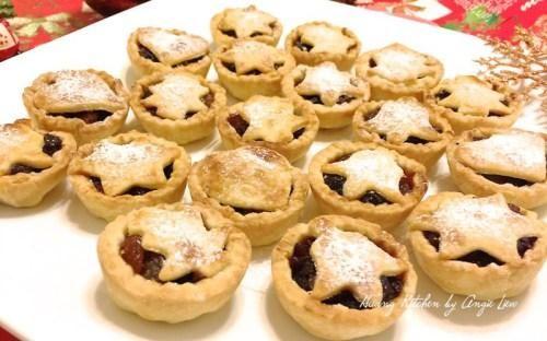 Puede que tenga que hacer un montón de ellos, ya que son tan delicioso. Para más información, visite http://huangkitchen.com/homemade-christmas-mince-pies