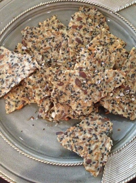 Cómo hacer casera Pan Crujiente (gluten y sin azúcar) Receta