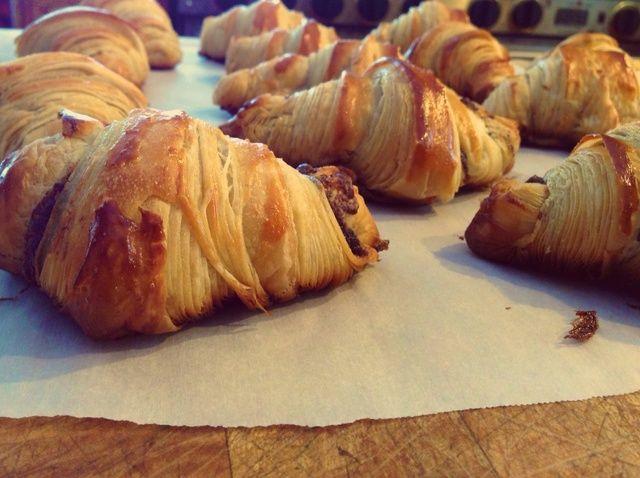 Cómo hacer caseras croissants para la Receta Principiante