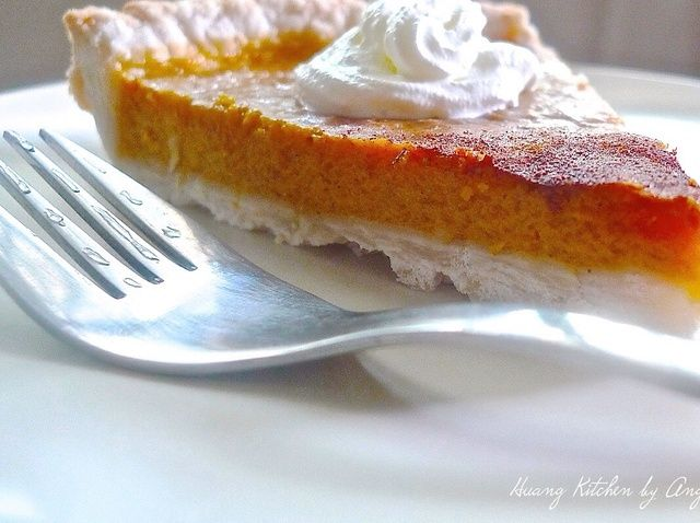 Cómo hacer dulce en casa pastel de calabaza Receta
