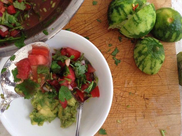 Cómo hacer casera Guacamole Receta