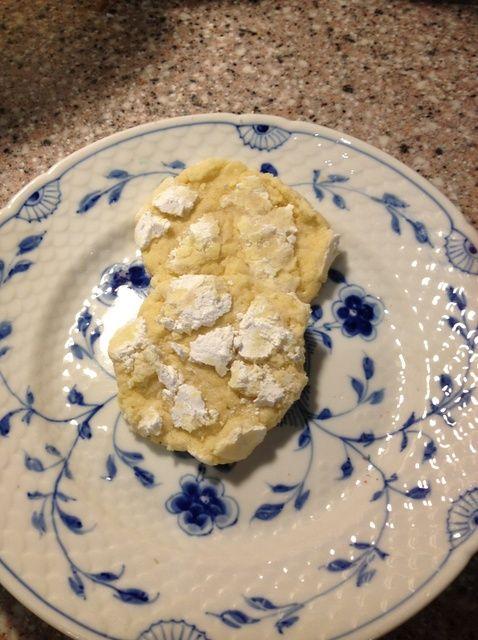 Cómo hacer casera limón Receta de las galletas