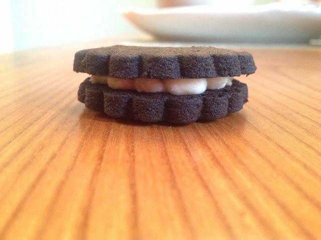 Cómo hacer casera Oreo Receta de las galletas
