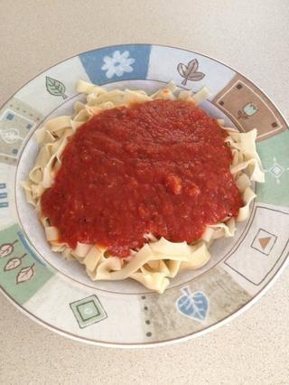 Añade tu salsa favorita y disfrutar!