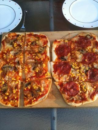 Slice, servir, comer y disfrutar!