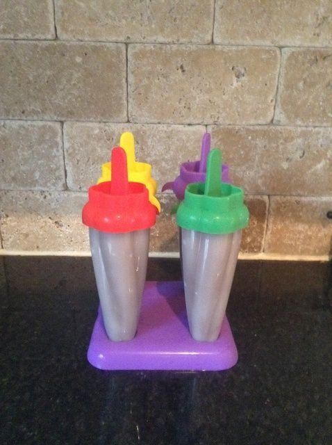 Cómo hacer caseras Pudding Pops! Receta