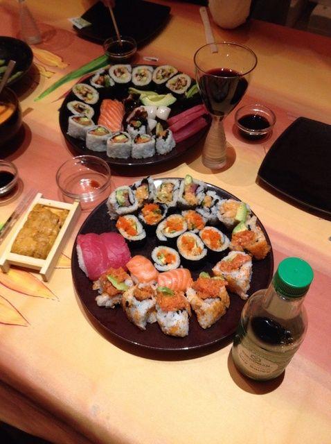 Cómo hacer Homemade Sushi Receta