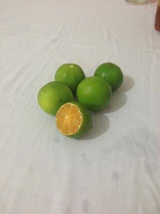 Lávese limones (o limón)