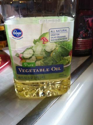 Añadir el aceite