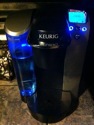 A continuación, asegúrese usted tiene pre-comprado una máquina de café Keurig de $ 200. Esto es importante para hacer esta fácil.
