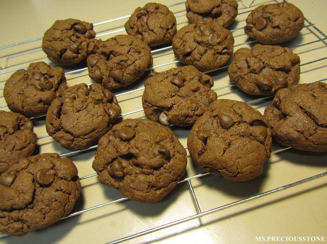 Cómo hacer cacao caliente Receta de las galletas