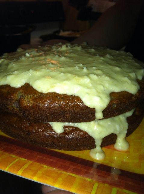 Cómo hacer Hummingbird Cake Recipe