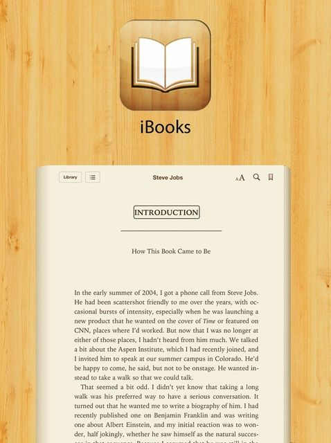 Cómo hacer iBooks Leer para Usted