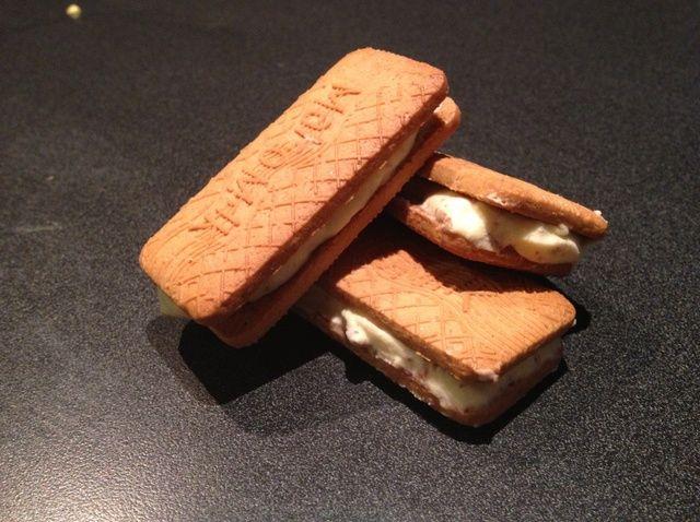 Cómo hacer helado Sandwiches! Receta