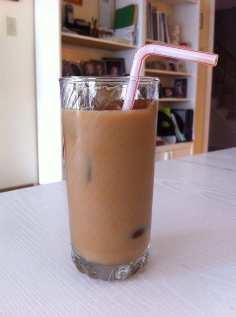 Cómo hacer helado de café Receta