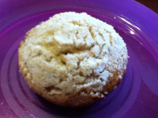 Cómo hacer individual Vanilla Crumb Pasteles Receta