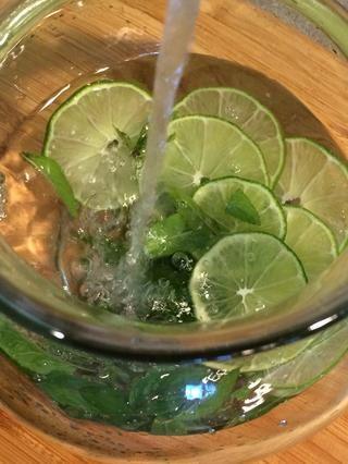 Llenar con agua fresca y filtrada