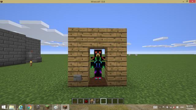 esto es una puerta más simple pero muy cool!