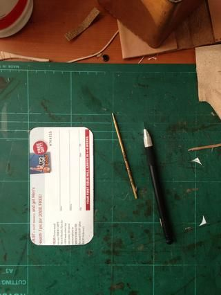 Imprimir y cortar usando tu cuchillo Xacto