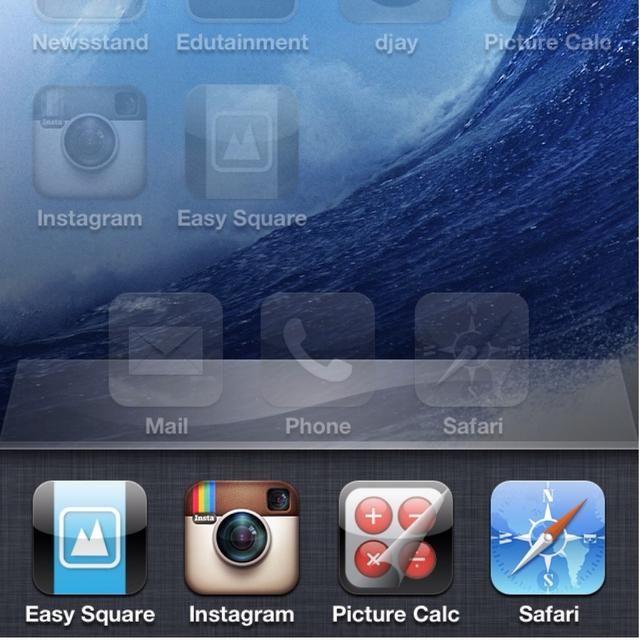 Así que realmente matar a la aplicación, haga doble clic en el botón de inicio para abrir las aplicaciones que están durmiendo.