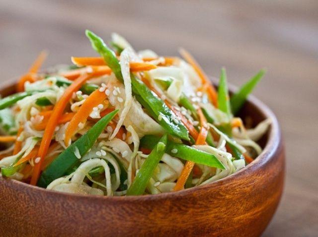 Cómo hacer japonesa cítricos y jengibre Aliño para la ensalada en la receta de 5min