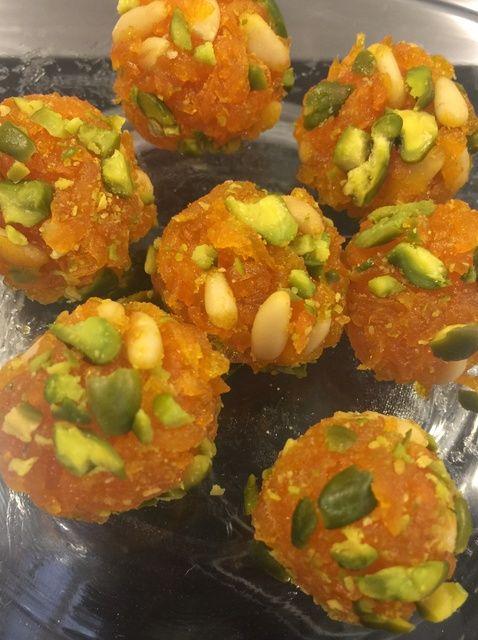 Cómo hacer'Jazarieh' a Traditional Carrot Desert ���� Recipe
