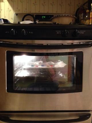 Mantener en el horno durante unos 7-8 minutos, manteniendo una estrecha vigilancia sobre ellos