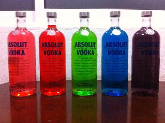 Cómo hacer Jolly Rancher Vodka Receta