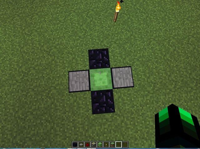 Cómo hacer que la plataforma de salto en Minecraft Pc
