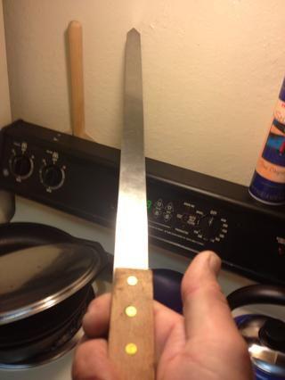 Pinchos o espadas? ellos're 24