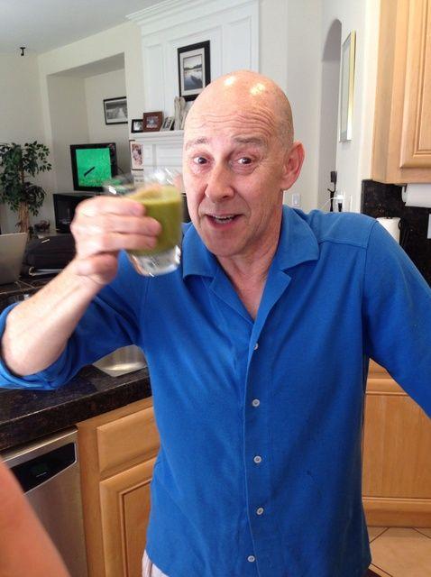 Cómo hacer Kale y Frutas Salud Shake Receta