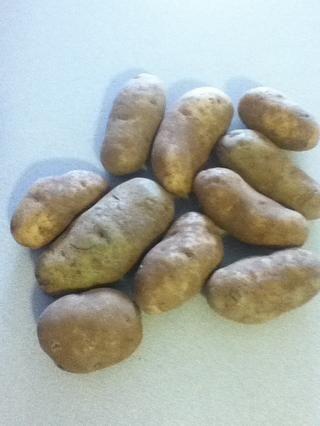 ¿Eso es un montón de patatas? Por supuesto. Lo que sea. gane't apologize for that.