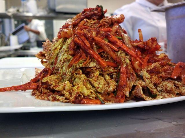 Cómo hacer de Corea Antioxidante superalimento Kimchi Receta