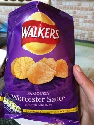 Por crisis usé mi sabor patatas fritas favorito!