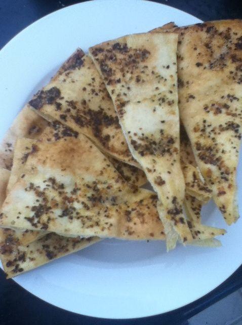 Cómo hacer Limón y Pimienta Negro Snacks Receta