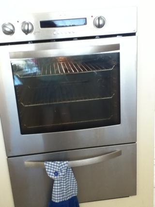 Tiempo para el horno