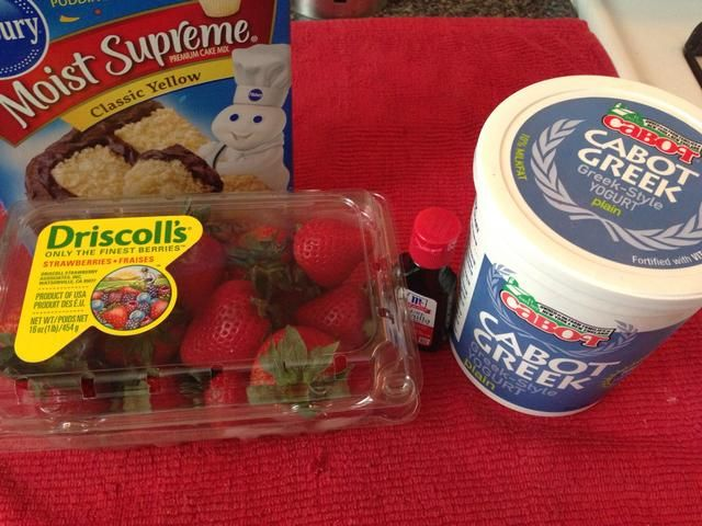 aquí's what you'll need. Minus the vanilla extract, I changed my mind on that one :)
