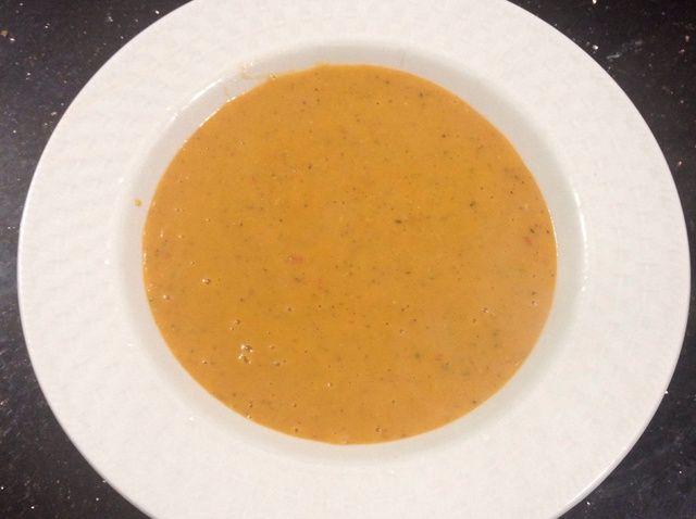 Cómo hacer lentejas Sopa de verduras Receta