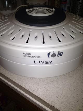 Como alternativa se puede utilizar un deshidratador.