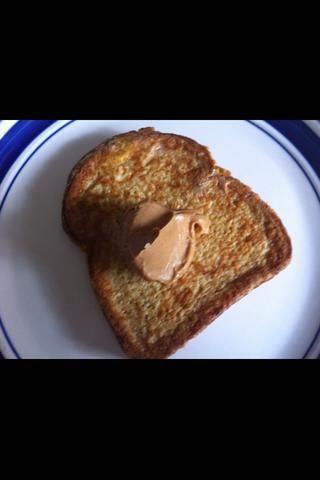 Colocar en Masa plate..add de mantequilla de maní ..