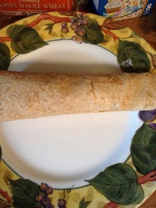 Enrolle la tortilla!
